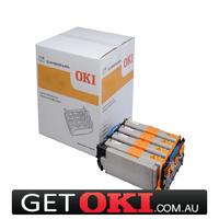 Drum Unit Genuine OKI C301dn, C321dn, C321dn, C331dn, C332dn, C511dn, C531dn, MC342dn, MC362dn, MC363dn, MC562DN up to 30,000 pages (44968302)