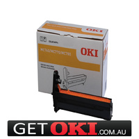 OKI MC770 MC780 Yellow Drum 30,000 Pages (45395705)