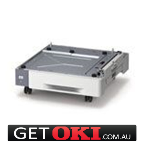 2nd/3rd Paper tray w Caster OKI C911, C931, C941, Pro9542 (45530903)