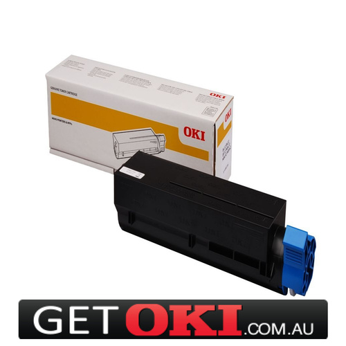 Genuine Toner OKI B412, MB432, B512, MB472, MB492, MB562 3,000 Pages (45807103)